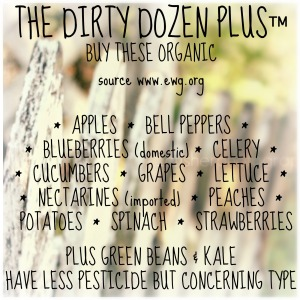 Dirty-Dozen-Foods